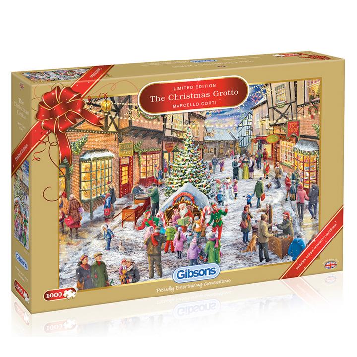 Christmas Grotto Jigsaw