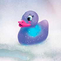 Bath Duck Moonlight