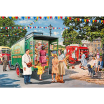 Mitchell's Mobile Shop Jigsaws