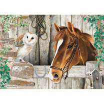 The Stable Door Jigsaw