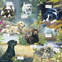 Man's Best Friend Jigsaw