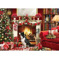 Festive Fireside Jigsaw
