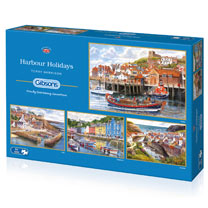 Harbour Holidays Jigsaws - 4 x 500pce