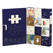 Jigsaw Puzzle Calendar