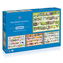 Woodland Season Jigsaw