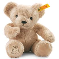 Steiff My First Teddy