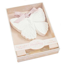 Fresh Cotton Hanging Butterfly