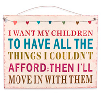 I Want My Children.. Sign