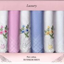 Floral Hankie Pack