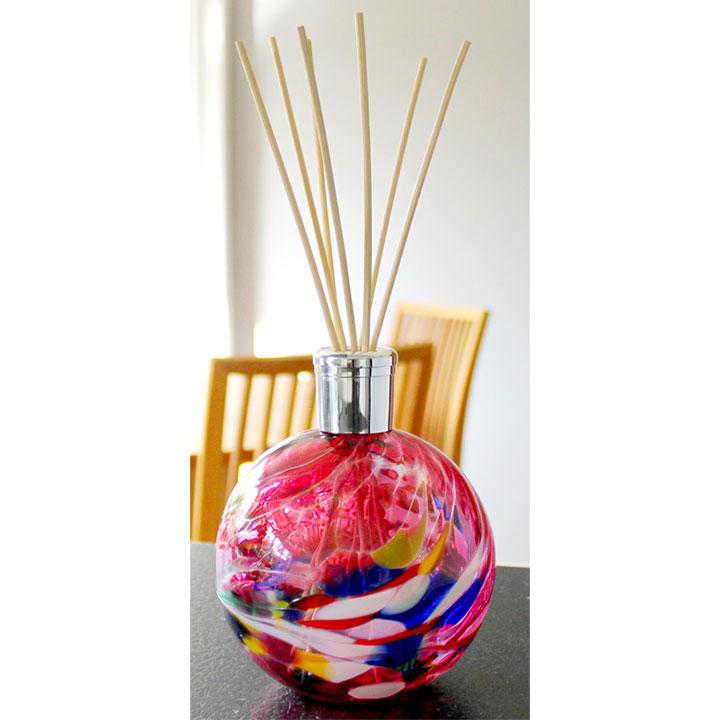 Glass Scent Diffuser & Oil