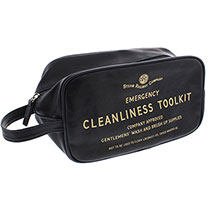 Essential Items Tin & Cleanliness Bag