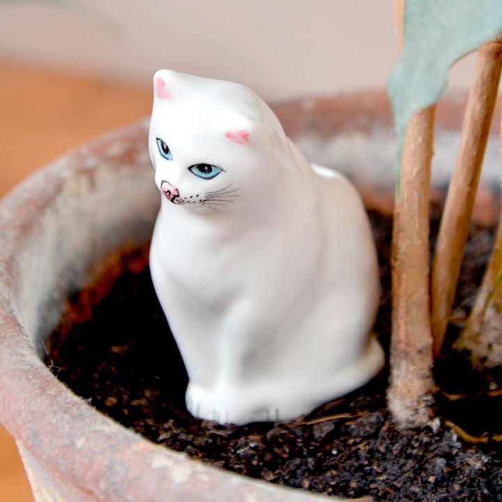 Cat Plant Waterer
