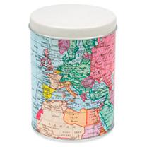 World Traveller - Coasters & Caddy
