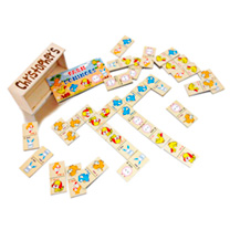 Personalised Farm Dominoes