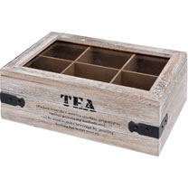 Wooden Gift Box & Tea Gift Box