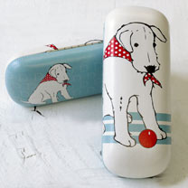 Douglas the Dog - Glasses Case