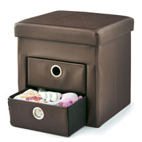Two Drawer Ottoman