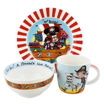 Breakfast Set - Pirate