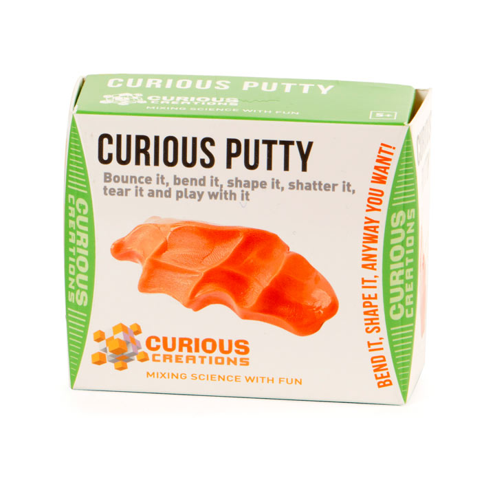Curious Putty