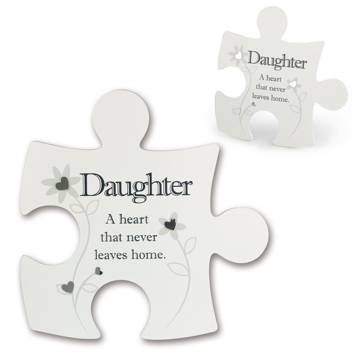 Jigsaw Photo Frame - Daughter
