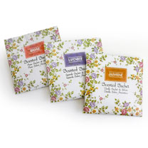Scented Sachet Trio Pack