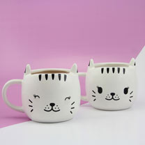 Happy Cat Mug