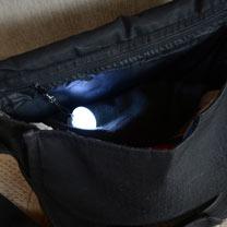 Sensor Handbag Light