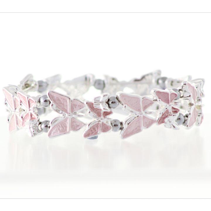 Bracelets - Butterfly, Rose, Tree of Life
