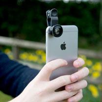 3 in 1 Lens Set for Smartphones
