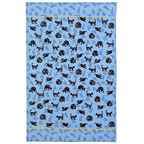 Cat Naps - Tea Towel