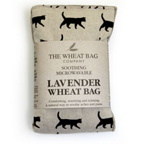 Cats Wheat Bag