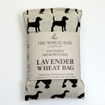 Dogs Wheat Bag