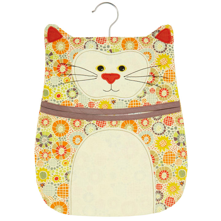 Cat Peg Bag