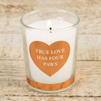Paws Candle