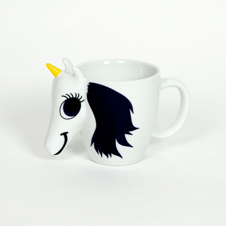 Unicorn Colour Changing Mug
