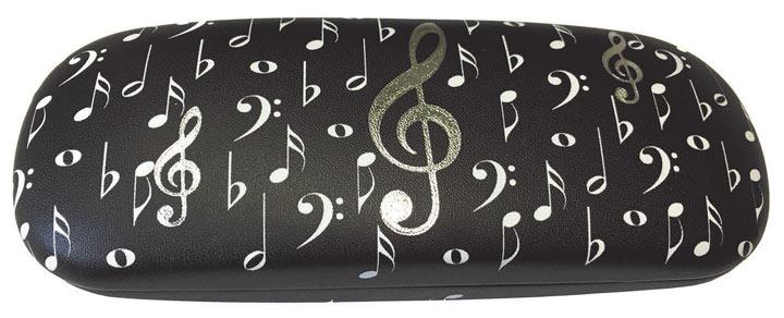 Music Note Glasses Case