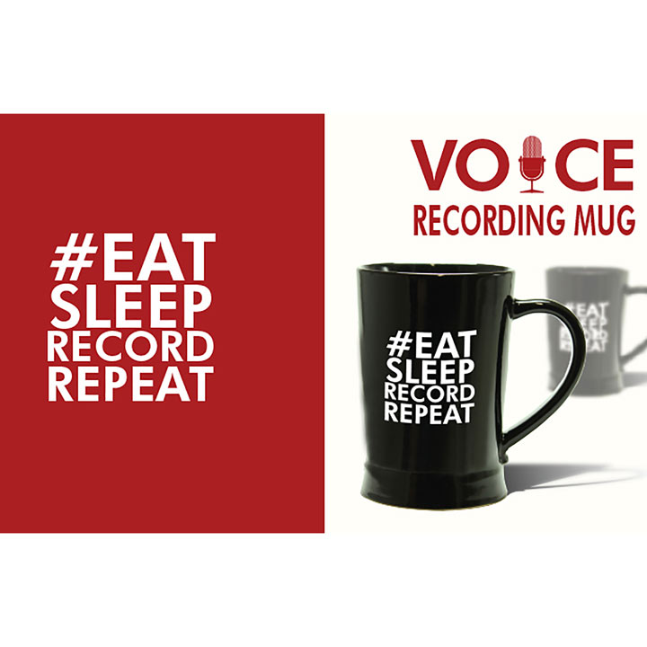 Voice Recording Mug
