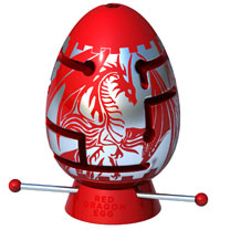 Red Dragon Smart Egg
