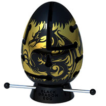 Black Dragon Smart Egg