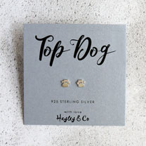 Top dog Paws Earrings