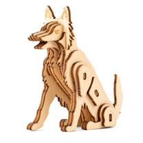 Dog 3D Puzzle