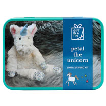 Unicorn Craft Tin