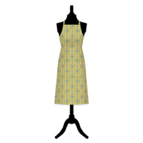 Olive Apron, Gauntlet, Tea Towel