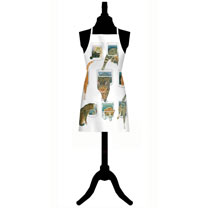 Heads or Tails - Apron & Tea Towel