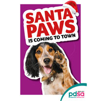 'Santa Paws is Coming to Town'