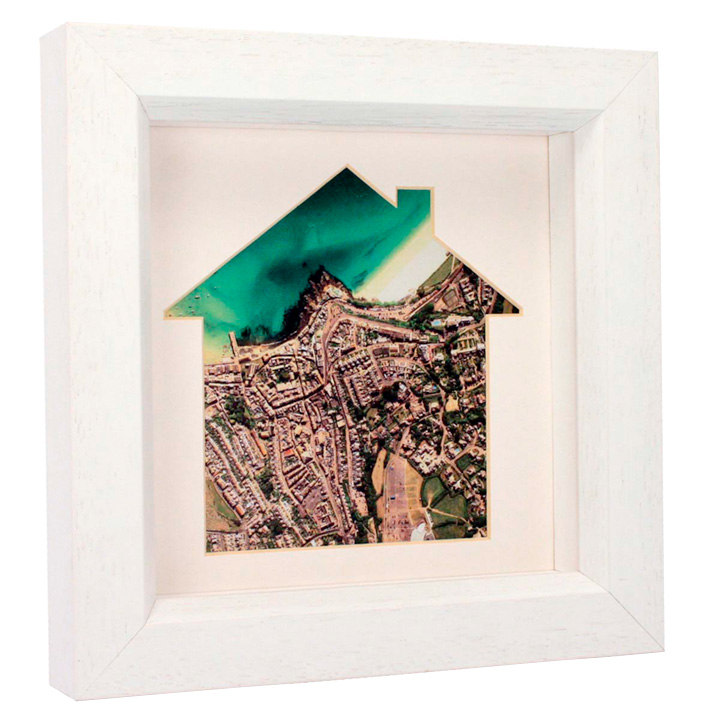 Personalised In The Frame - Aerial