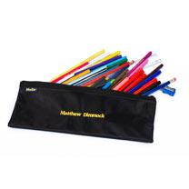 Personalised Pencil Case - Black