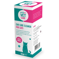 PDSA Ear Cleaner Cats