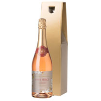 Personalised Sparkling Rose