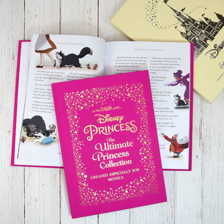Personalised Disney Fairy Tales Book